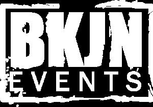 BKJN Events logo wit